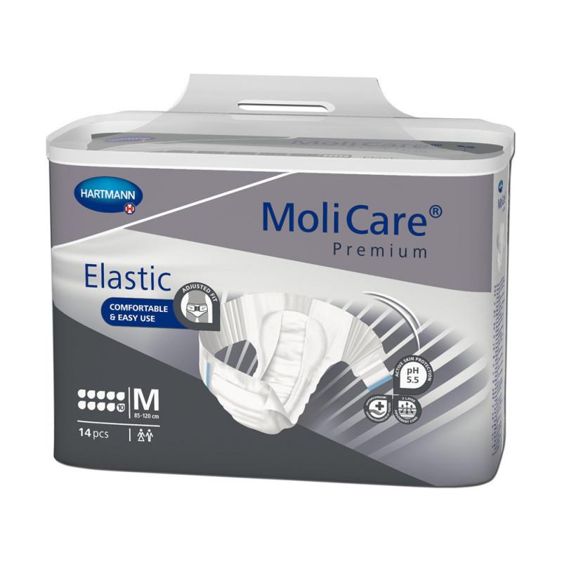 MoliCare Premium Elastic 10 Gouttes - Taille M pas cher