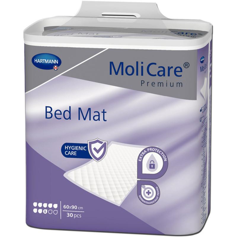 MoliCare Premium Bed Mat 8 Gouttes - Alèses 60 x 90 cm pas cher