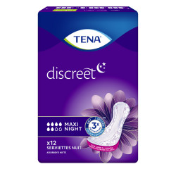 TENA Discreet Maxi Night 6...