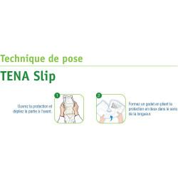 TENA Slip ProSkin Maxi 8 gouttes - Taille L pas cher