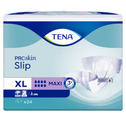 TENA Slip ProSkin Maxi 8 gouttes - Taille XL pas cher