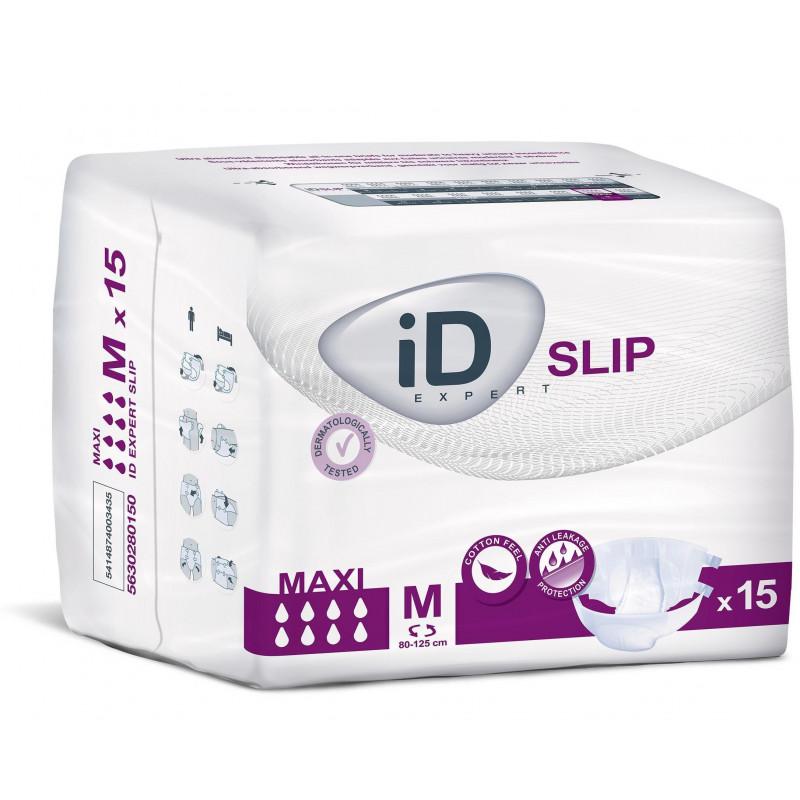 iD Expert Slip Maxi 8 gouttes - Taille M pas cher