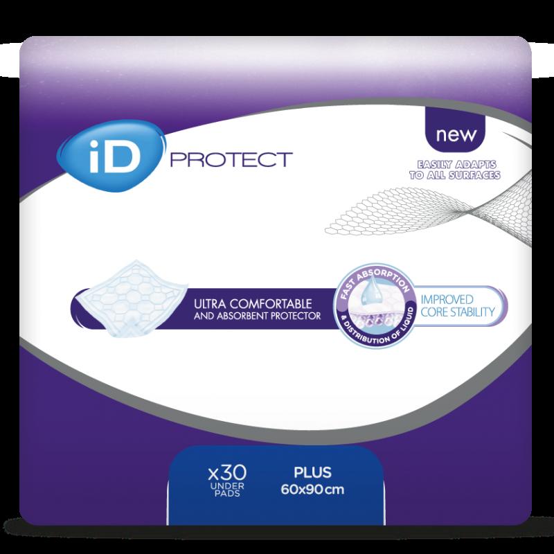 iD Protect Plus - Alèses 60 x 90 cm pas cher