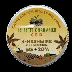 Résine Chanvre - K-Hashmire...