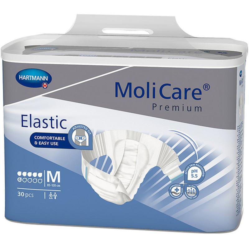 MoliCare Premium Elastic 6 Gouttes - Taille M pas cher
