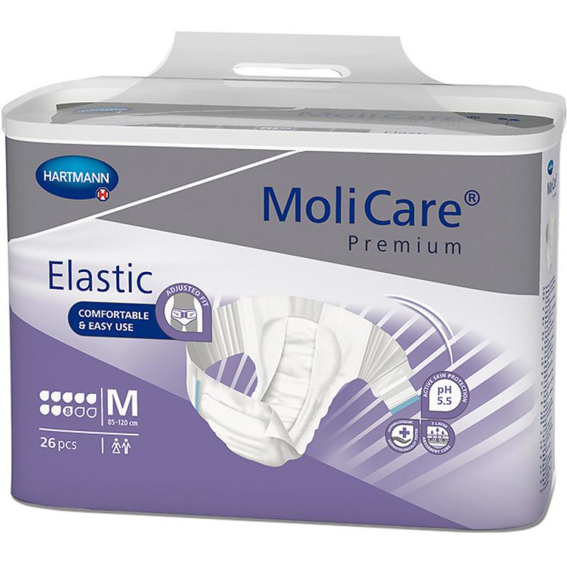 MoliCare Premium Elastic 8 Gouttes - Taille M pas cher